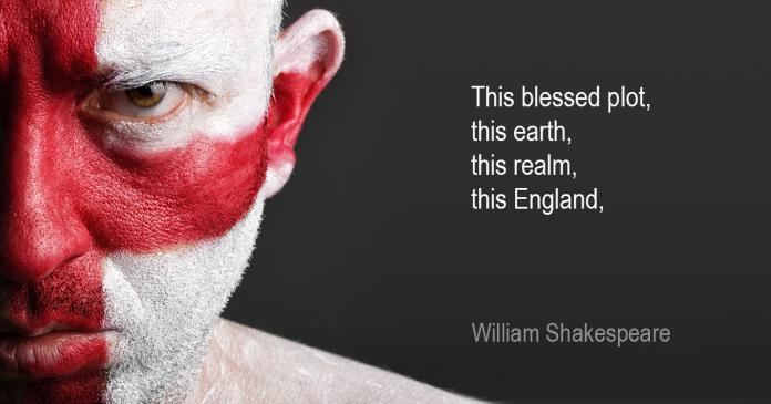This England William Shakespeare